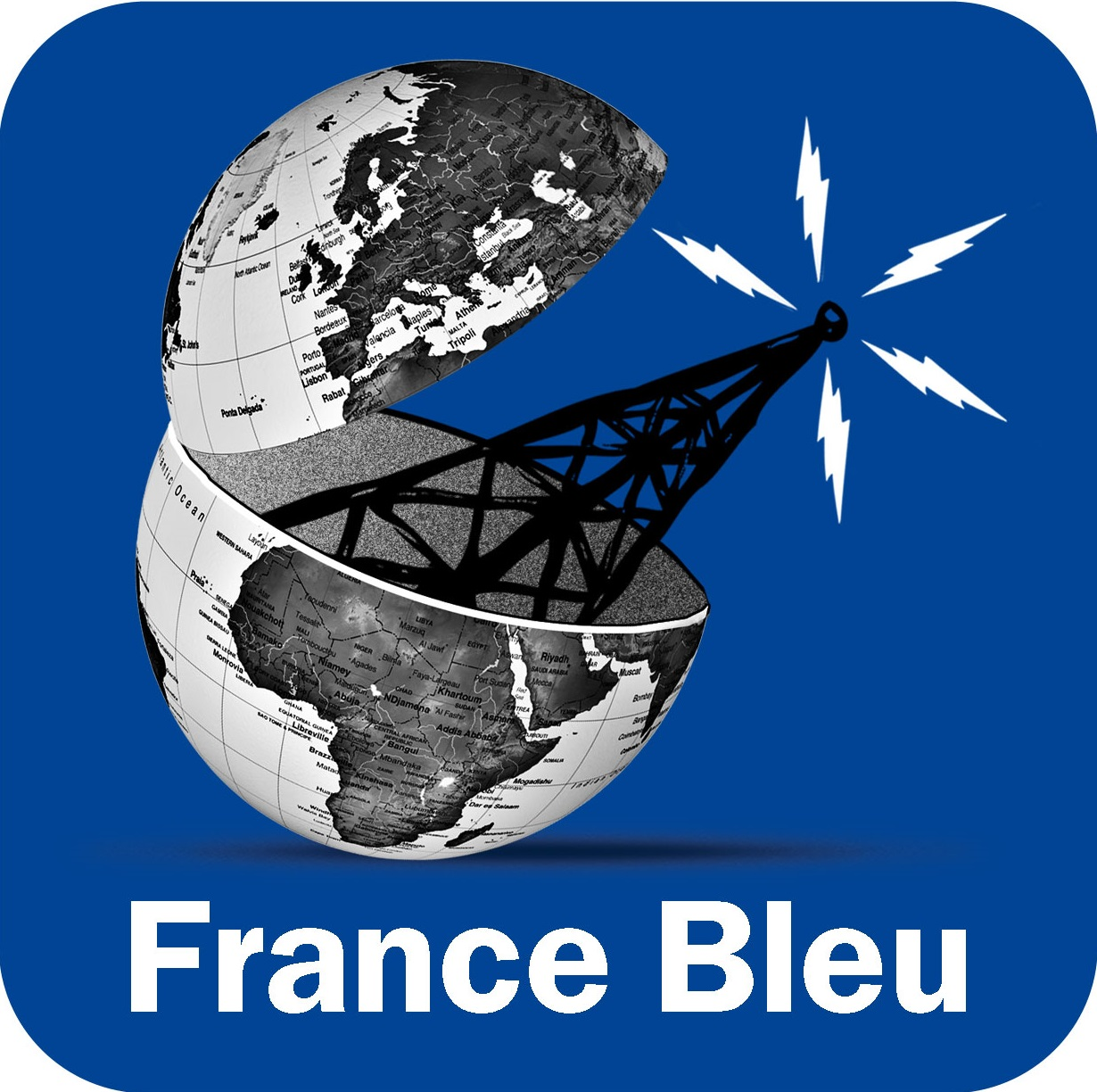 Icone interview France Bleu